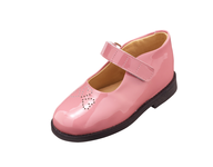 wholesale closeout pink used children's shoes