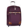 image of wholesale purple luggage