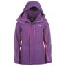 image of wholesale closeout purple northface coat
