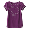 image of liquidation wholesale purple star shirt