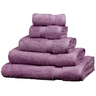 image of wholesale purple towels