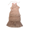 image of wholesale closeout rachel roy beige dress
