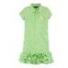 wholesale ralph lauren green dress