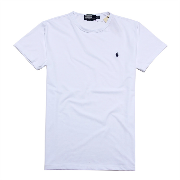 image of liquidation wholesale ralph lauren white tshirt