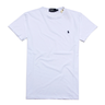 image of wholesale closeout ralph lauren white tshirt