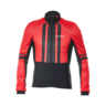 image of liquidation wholesale red black sports jacket