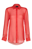 image of liquidation wholesale red blouse