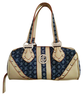 image of wholesale closeout rocawear denim handbag