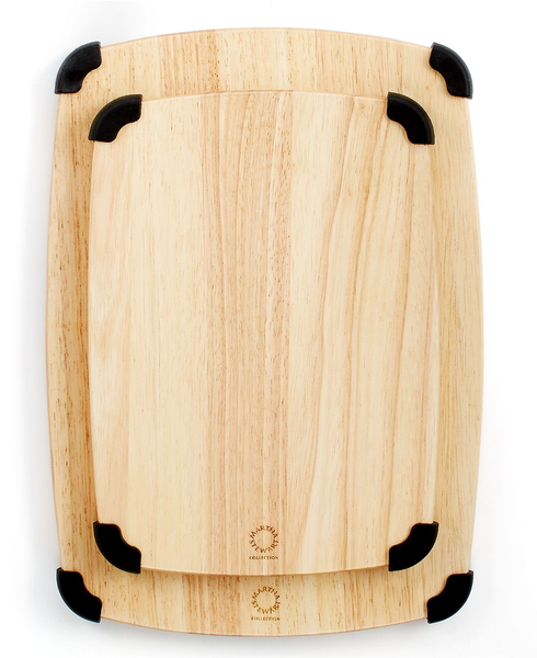 image of wholesale closeout rubberwood cutting boards
