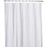 image of liquidation wholesale shower curtain white