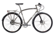 wholesale closeout silver adult bike
