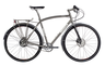 image of liquidation wholesale silver adult bike