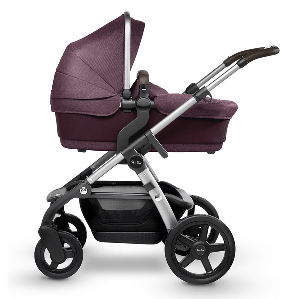 image of wholesale closeout silver cross wave stroller