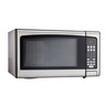 image of wholesale closeout silver microwave