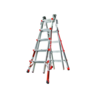 image of wholesale closeout silver red ladder