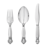 image of wholesale silver serving utensils