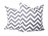 image of liquidation wholesale silver white pillow sets