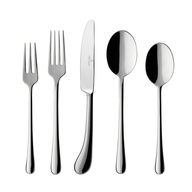 wholesale liquidation silverware set silver