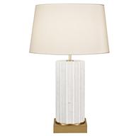 wholesale closeout small white lamp