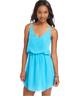 wholesale spaghetti strap blouson dress