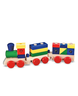 image of wholesale closeout stacking train