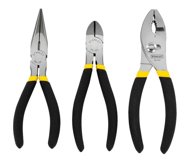 image of liquidation wholesale stanley hand tools pliers