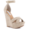 image of wholesale steve madden beige wedge