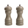 image of wholesale taupe salt and pepper mill