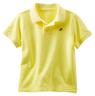 image of liquidation wholesale toddler yellow polo