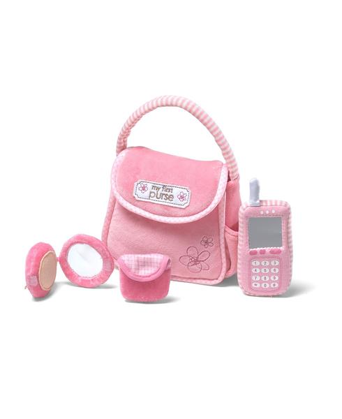 image of wholesale closeout toy purse set