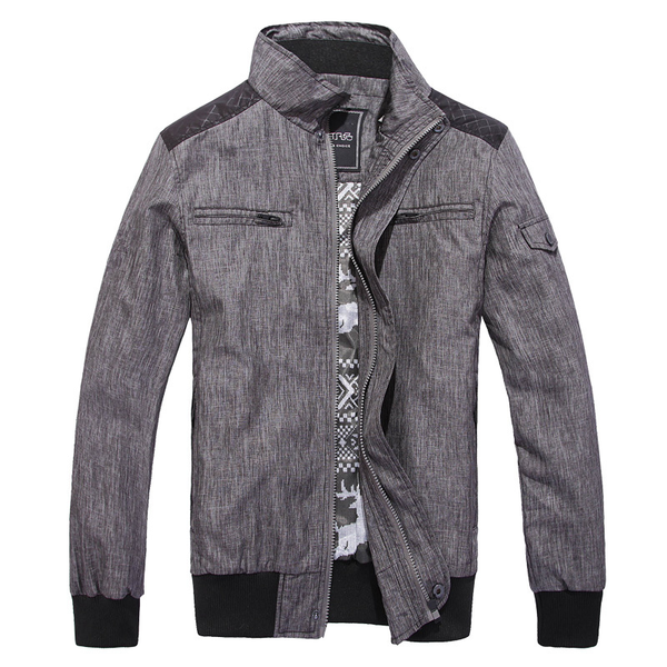 image of wholesale urban causal mens jacket