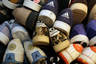 image of wholesale closeout used brand name sneakers