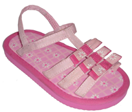 closeout wholesale used girls beach sandles