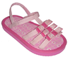 image of wholesale used girls beach sandles