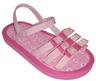 image of liquidation wholesale used girls beach sandles