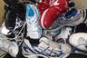 image of liquidation wholesale used sneakers 101