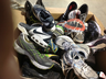 image of wholesale closeout used sneakers mens womens