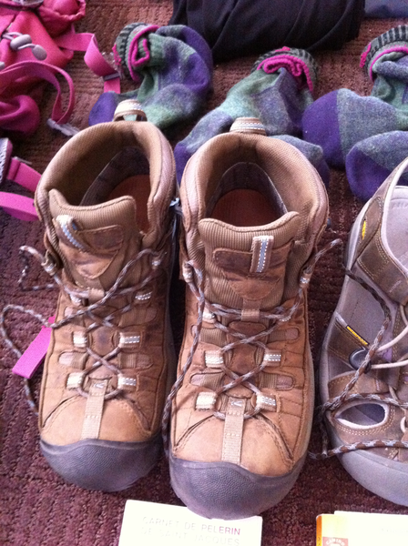 image of wholesale used work boots ssample