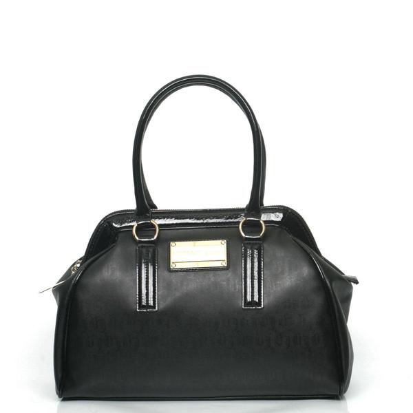 image of wholesale closeout versace italia black handbag