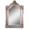 image of wholesale closeout wall mirror silver