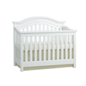 image of wholesale closeout white crib