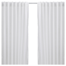 image of wholesale closeout white curtains
