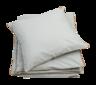image of liquidation wholesale white pillows