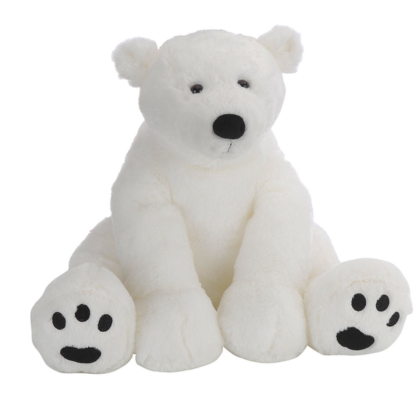 image of liquidation wholesale white polar bear