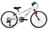 image of wholesale closeout white red bike