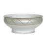 image of wholesale closeout white salad bowl