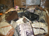 image of wholesale wholesale handbags in pallets