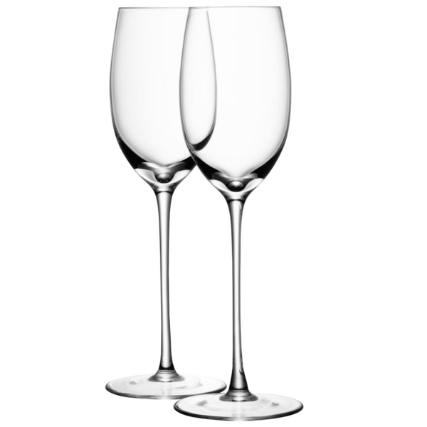 image of liquidation wholesale wine glass set of two