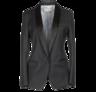 image of wholesale womens black blazer