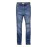 image of liquidation wholesale womens blue long jeans